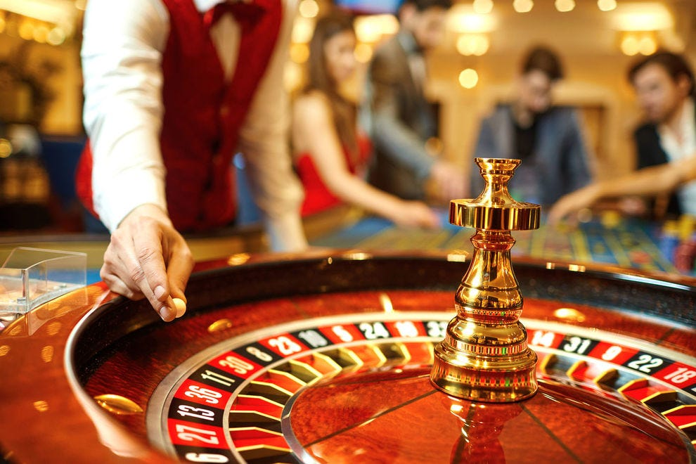 Well-Paid Jobs at Casinos to Look into